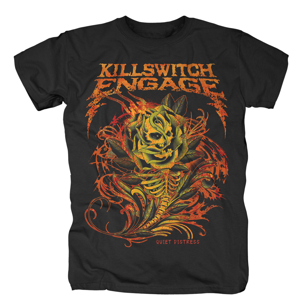 Killswitch Engage - Quiet Distress (Black)