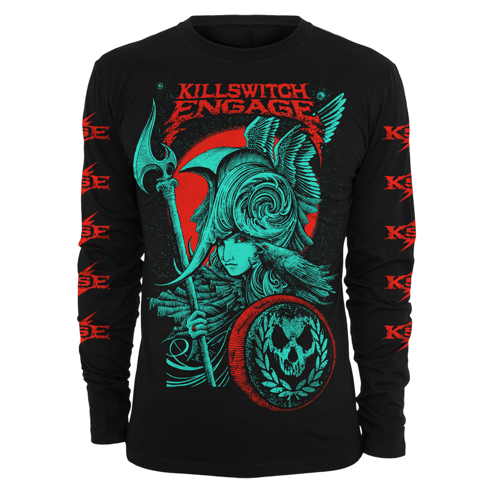 Killswitch Engage - Athena (Longsleeve)