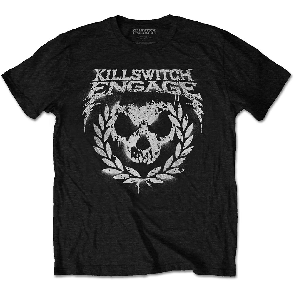 Killswitch Engage - Skull Spraypaint