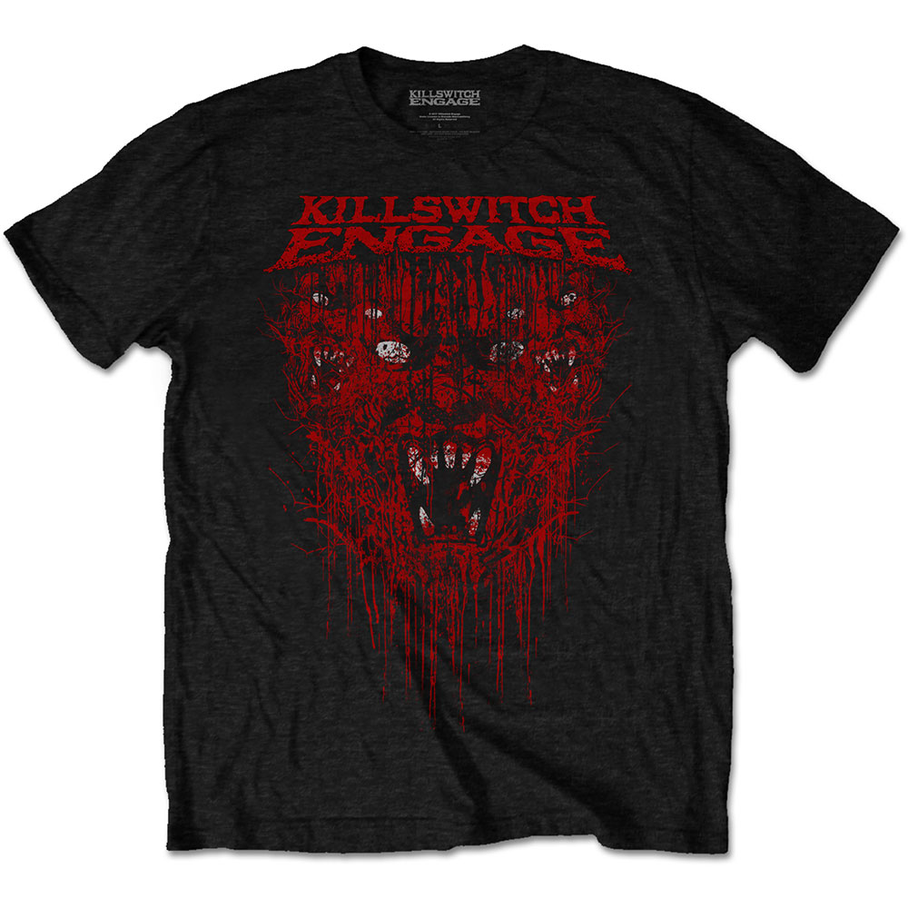 Killswitch Engage - Gore (Black)