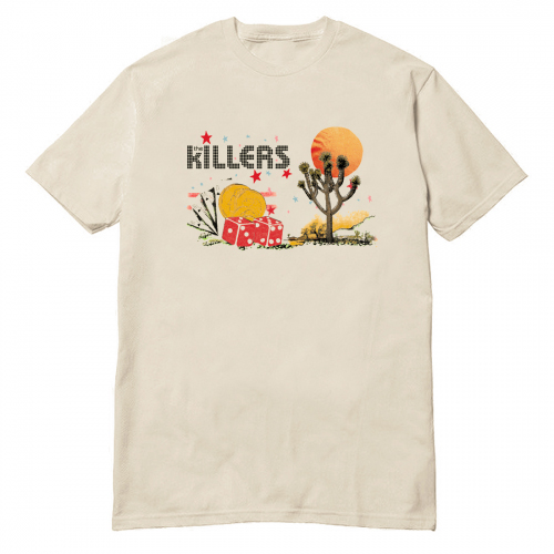 Killers - Joshua Tree Desert
