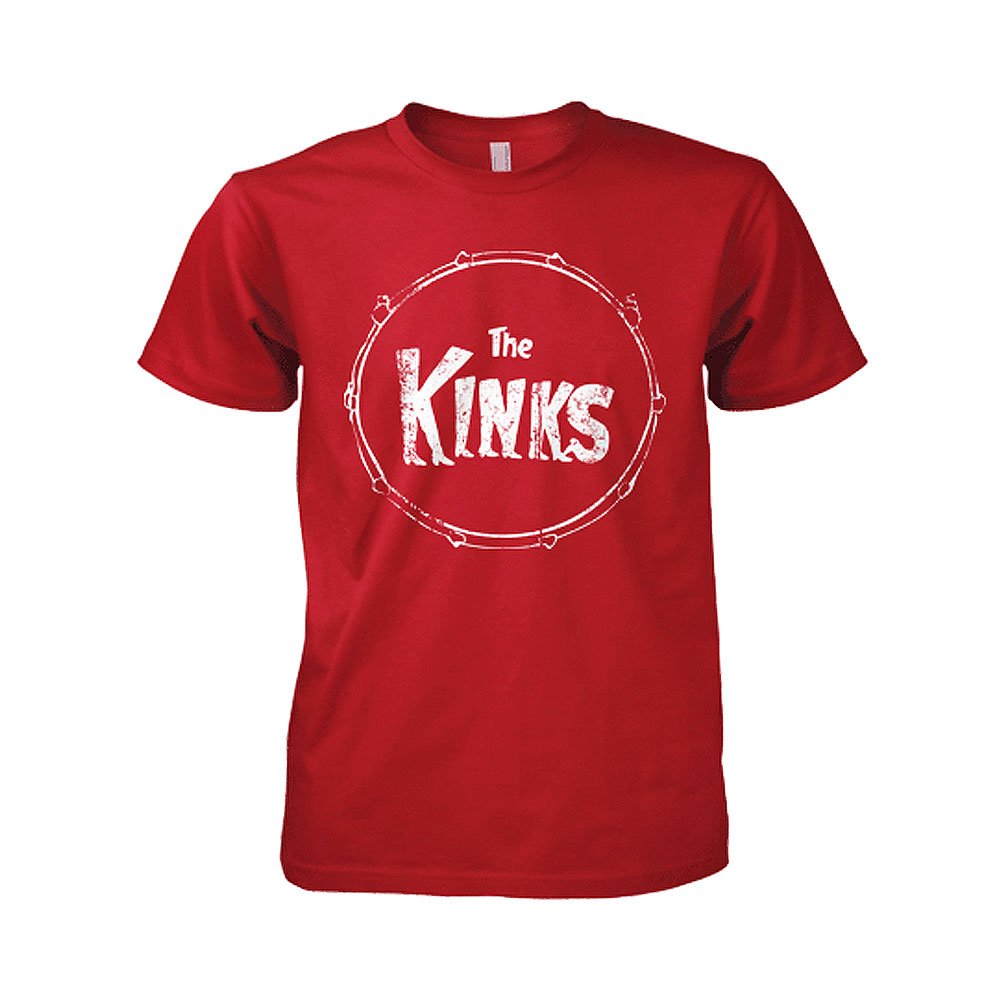 The Kinks - Kinky Boots Logo (Red)