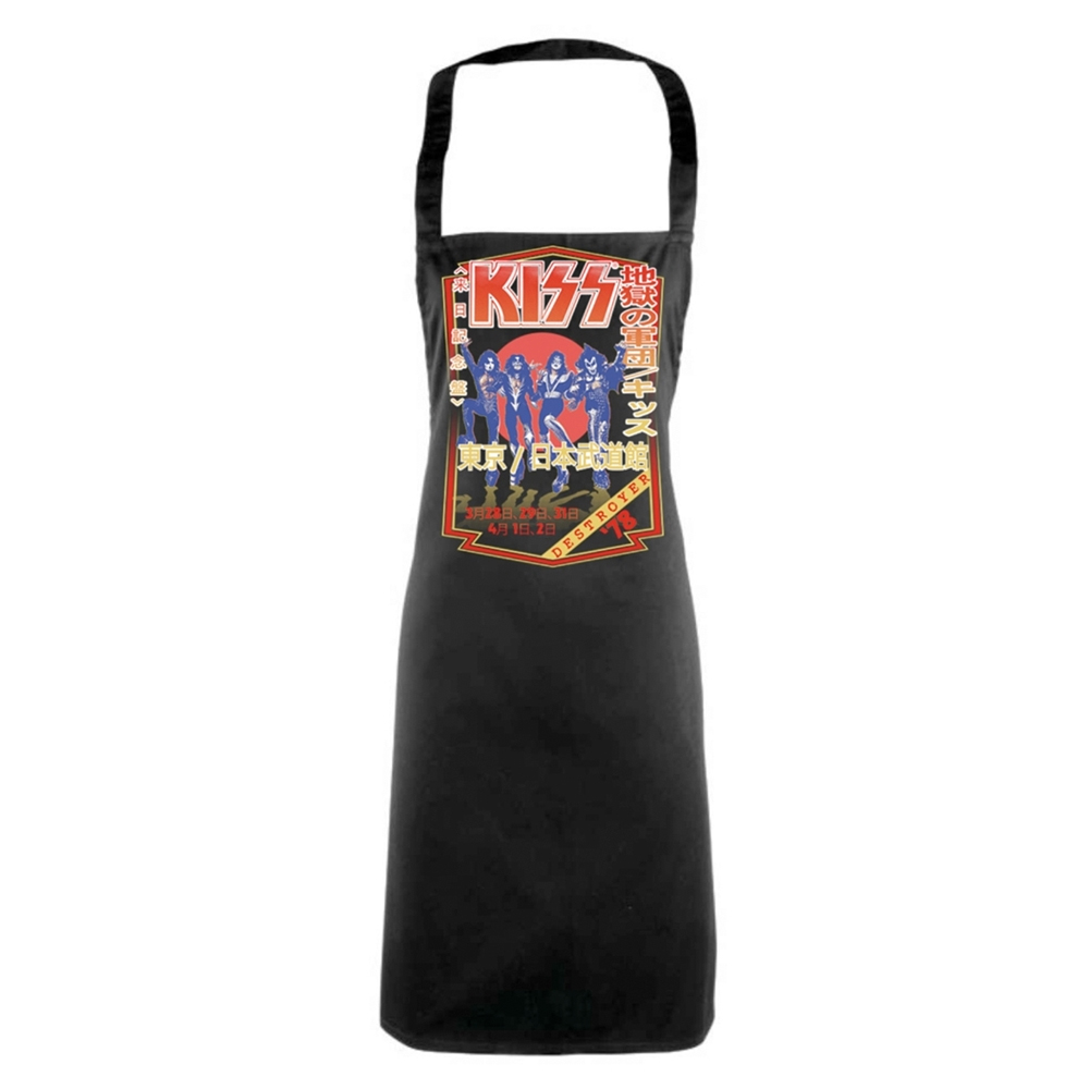 Kiss - Destroyer (Apron)