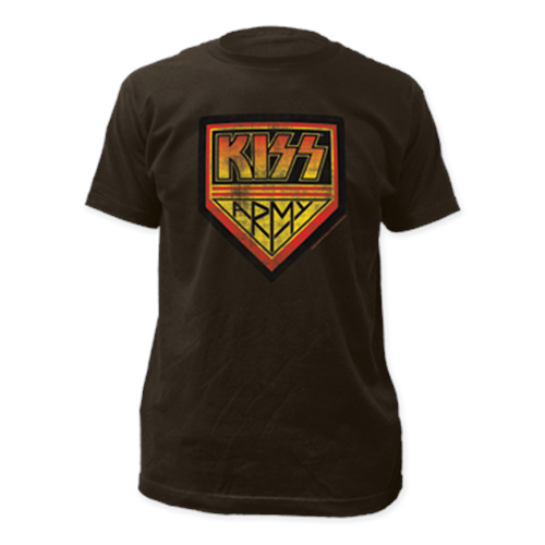 Kiss - Army (Black)