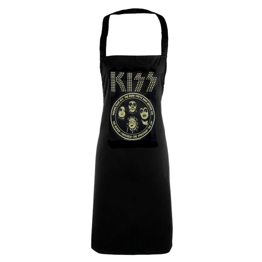 Kiss - Rock God (Apron)