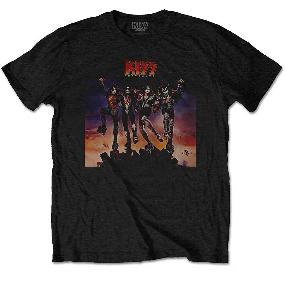 Kiss - Destroyer Tee