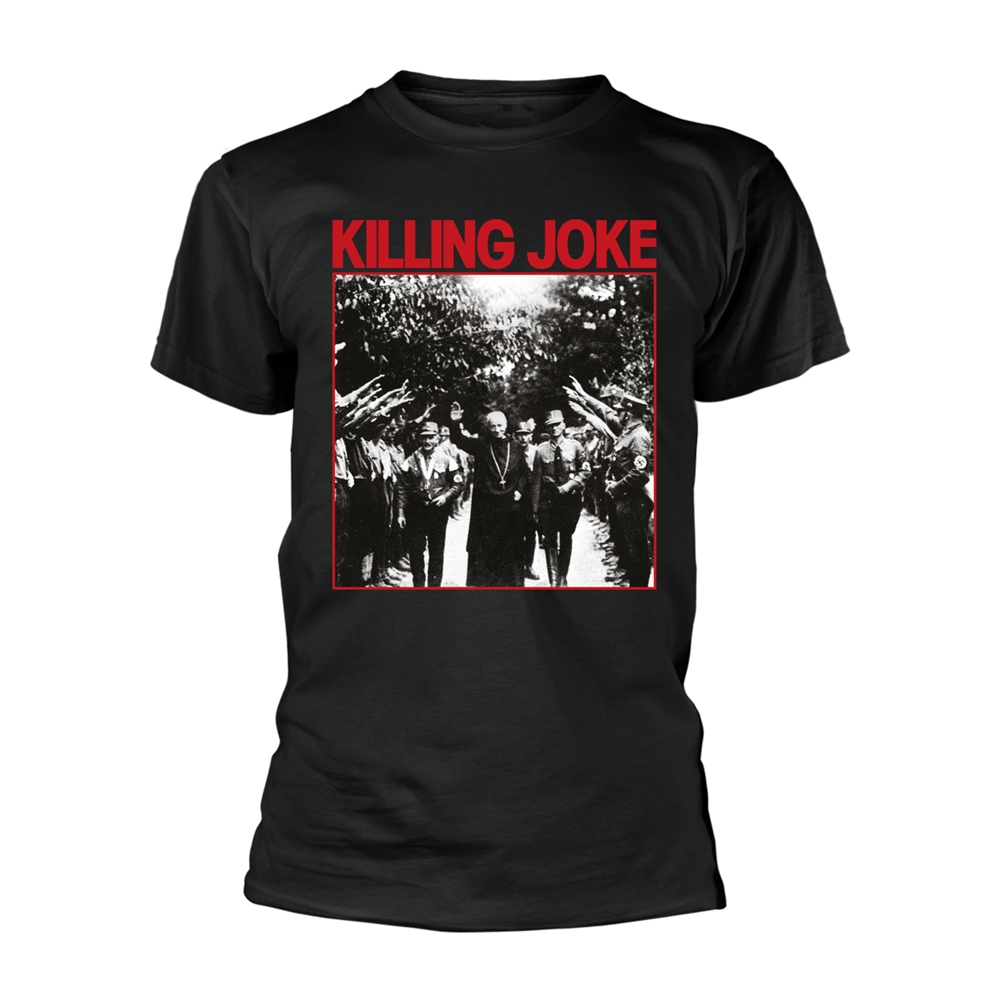 Killing Joke - Pope (Black)