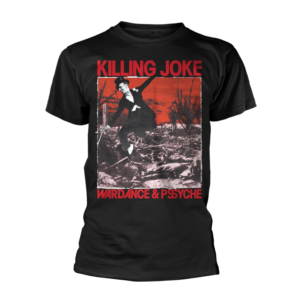 Killing Joke - Wardance & Pssyche