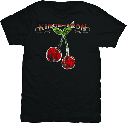 Kings Of Leon - Cherries (Black)