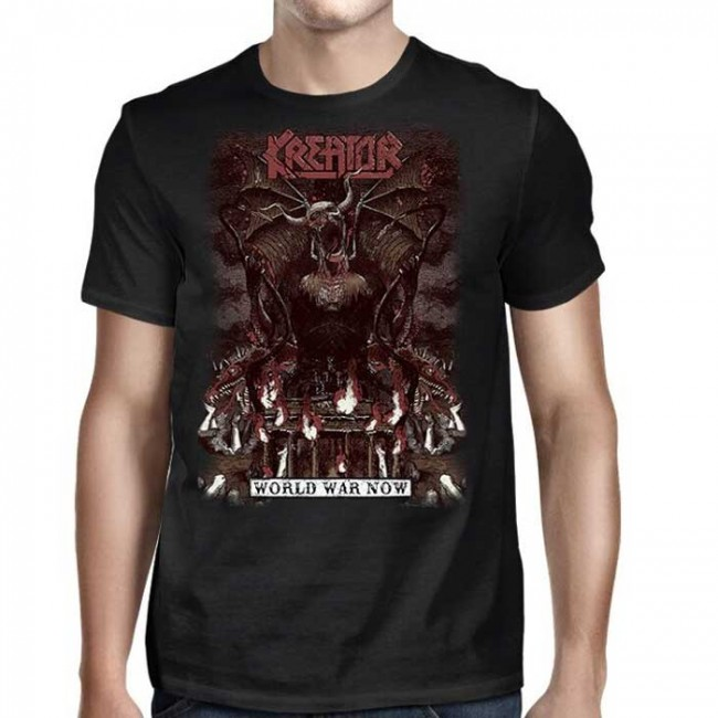 Kreator - World War Now (Black)