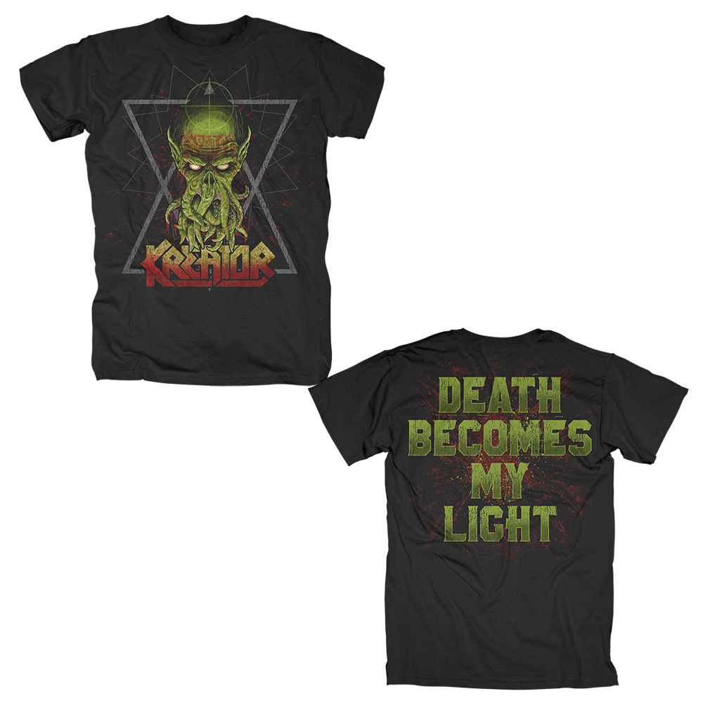 Kreator - Death Becomes My Light
