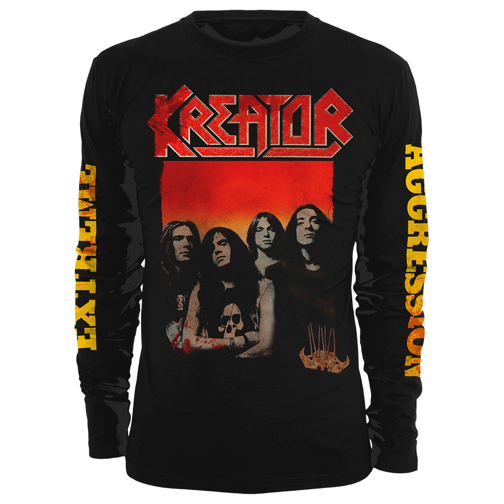 Kreator - Extreme Aggression (Longsleeve)