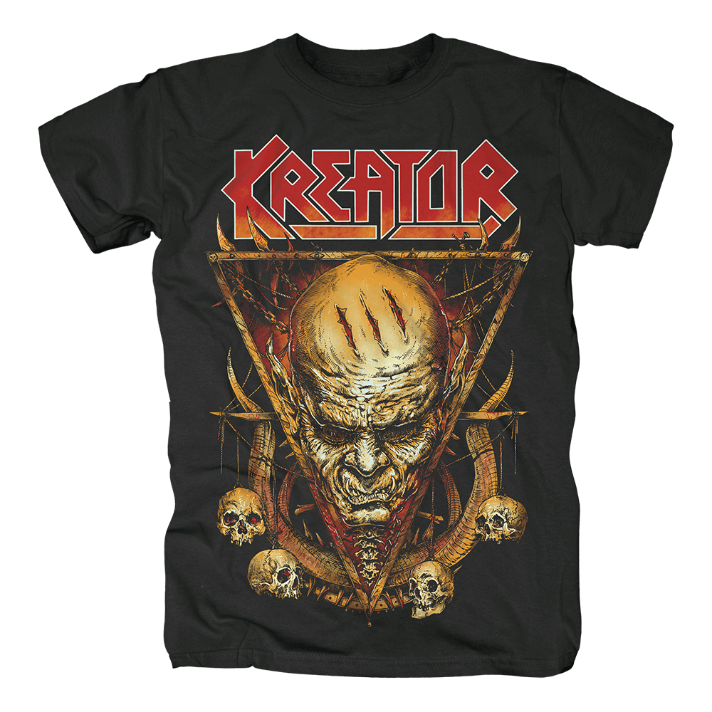 Kreator - Face Horns