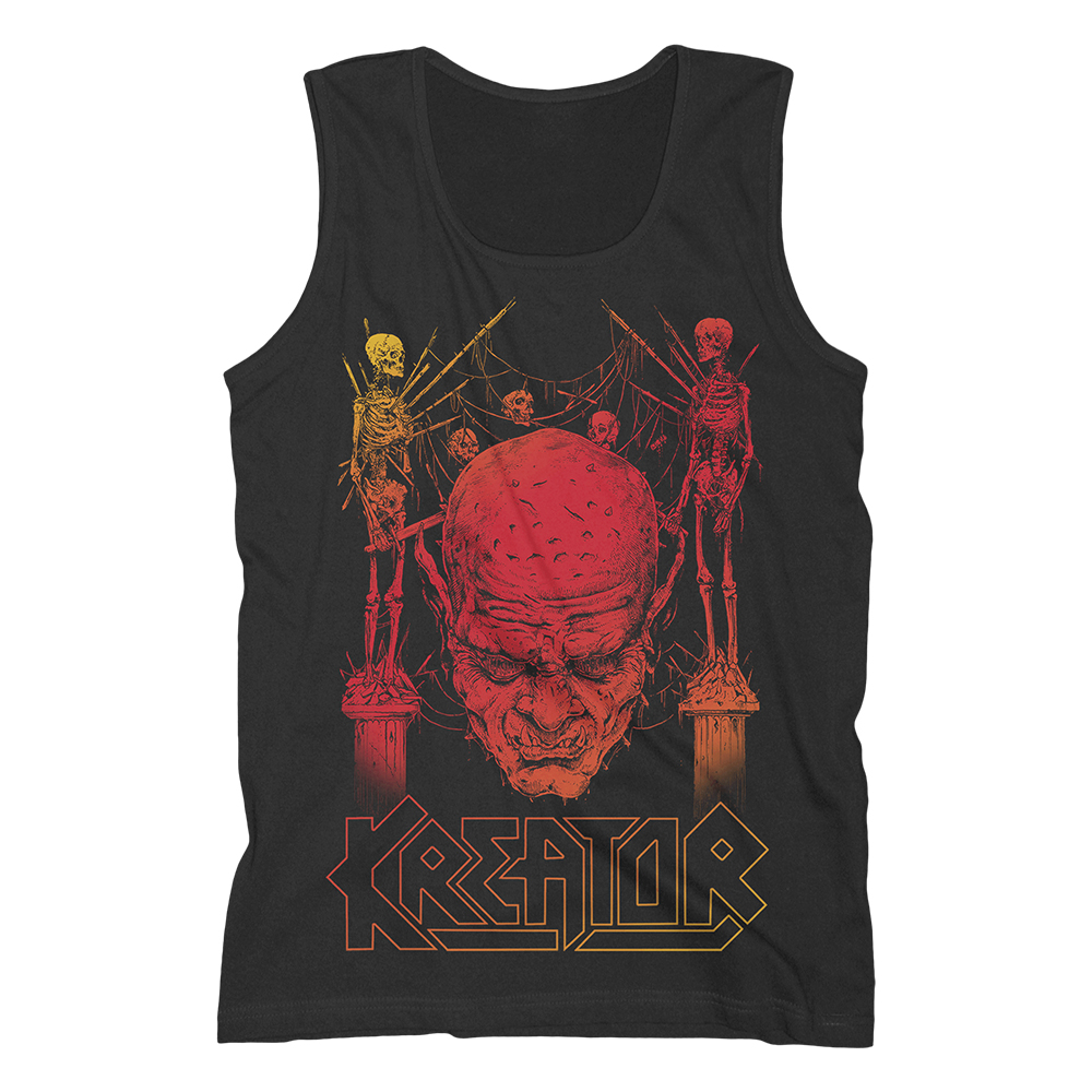 Kreator - Sunset Skull (Tank Top)
