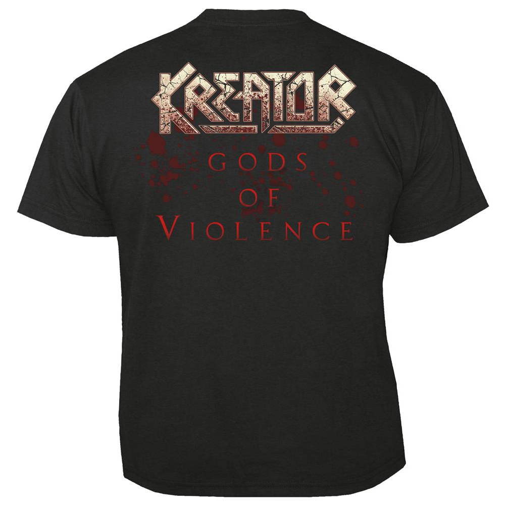 Kreator - Unleashed (Black)