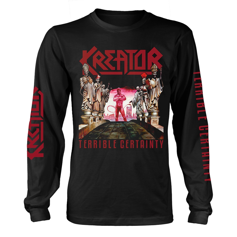 Kreator - Terrible Certainty (Longsleeve)