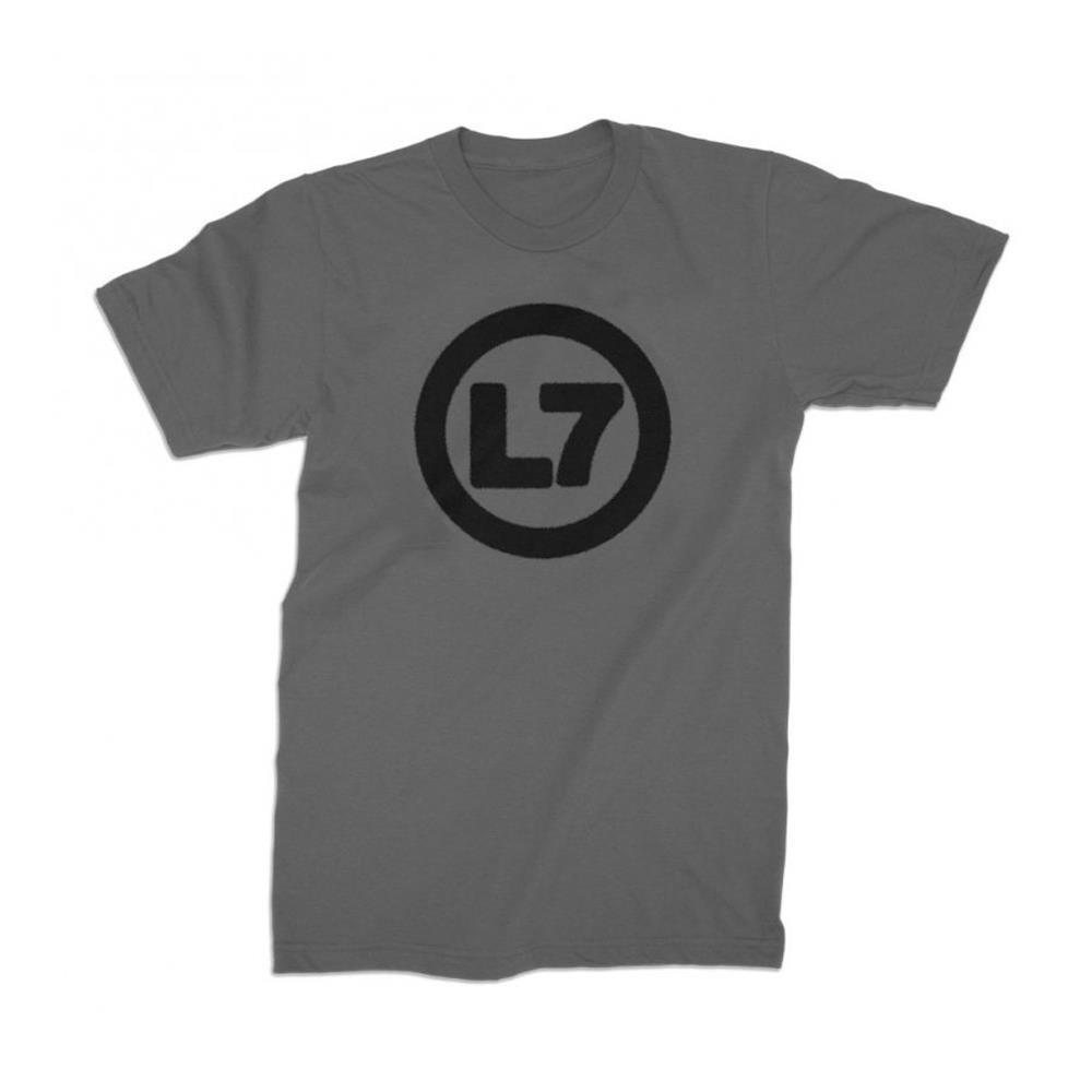 L7 - Spray Logo (Charcoal)