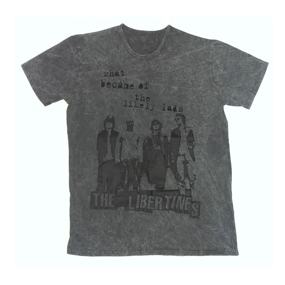 The Libertines - Likely Lads Puff Print
