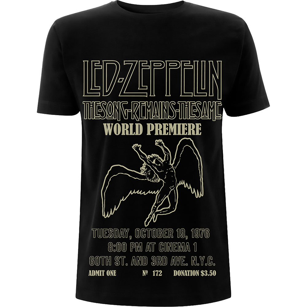 Led Zeppelin - TSRTS World Premier