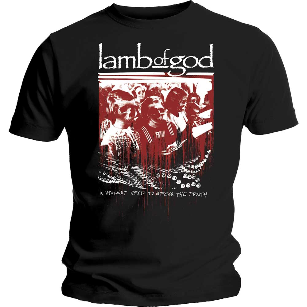 Lamb Of God - Enough Is Enough