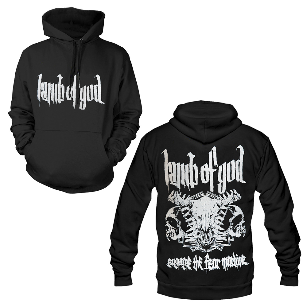 Lamb Of God - Engage The Fear Machine Hoodie