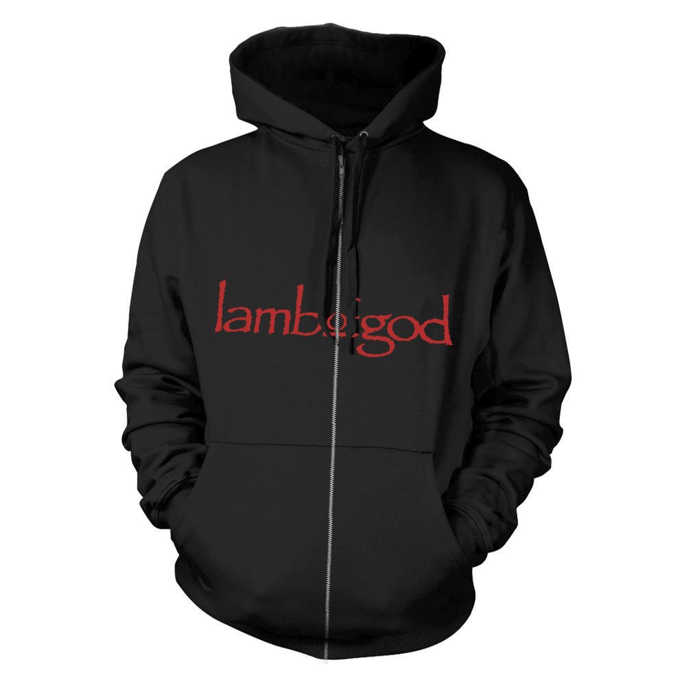 Lamb Of God - Infect Zip Hoodie