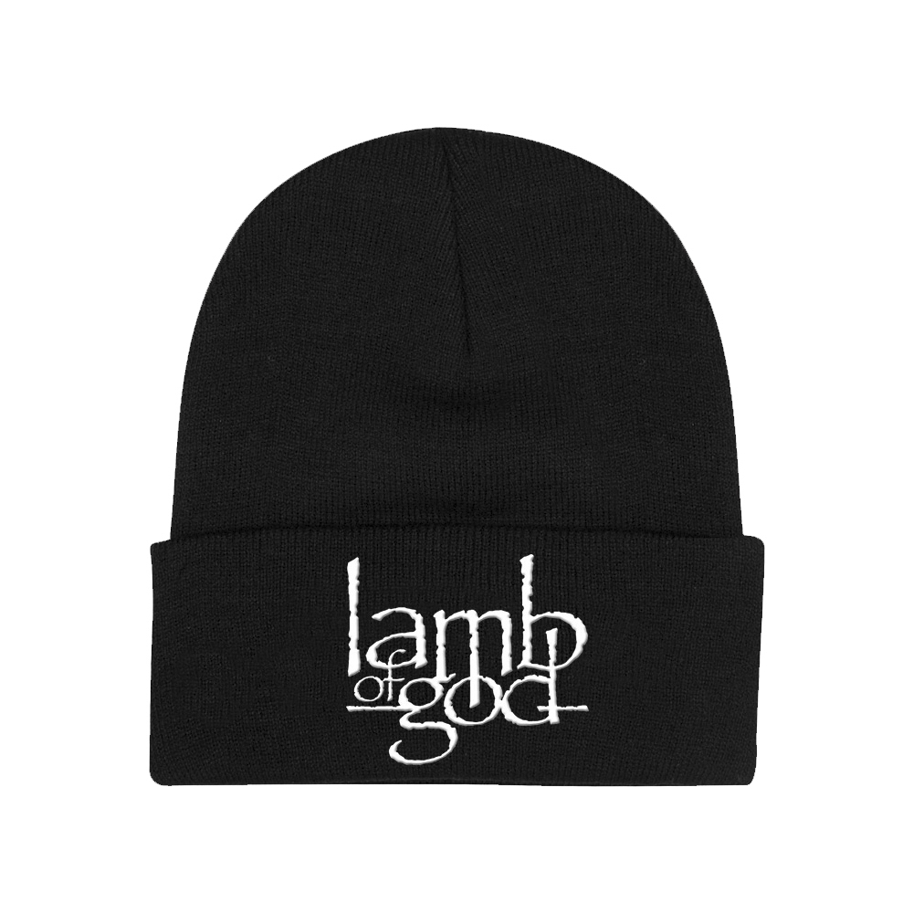 Lamb Of God -  Logo (Beanie)
