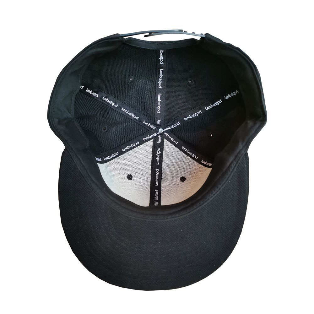 Lamb Of God - Lamb Of God Snapback Cap
