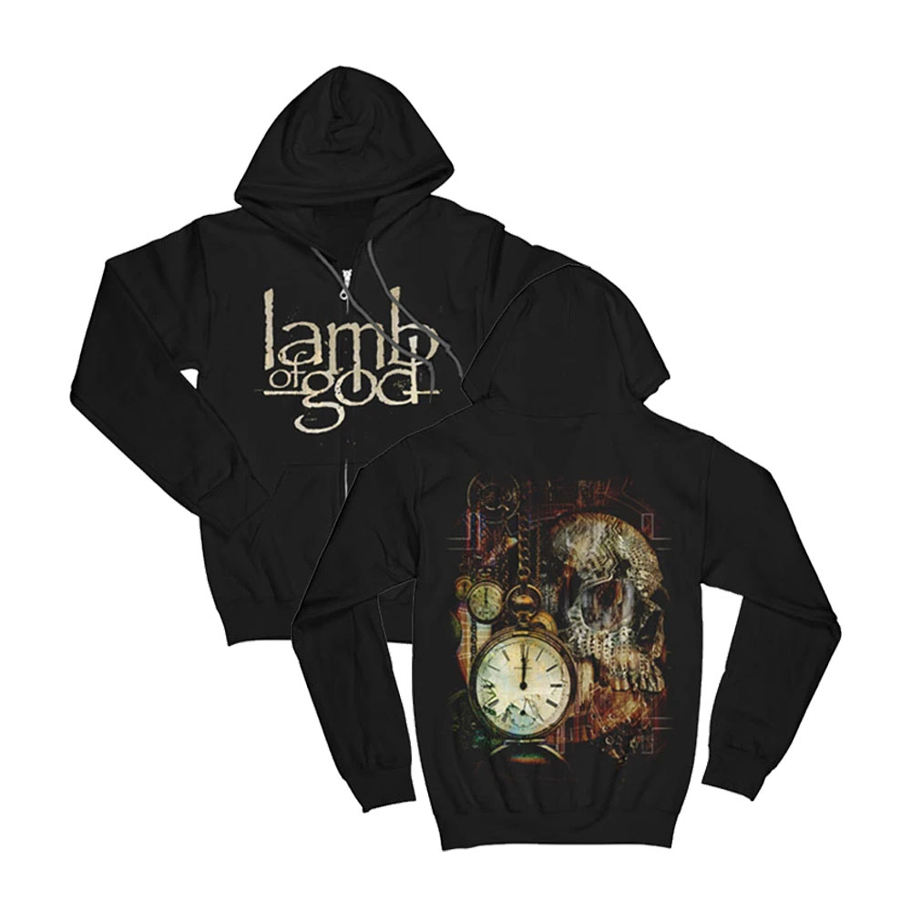 Lamb Of God - Circuitry Hoodie