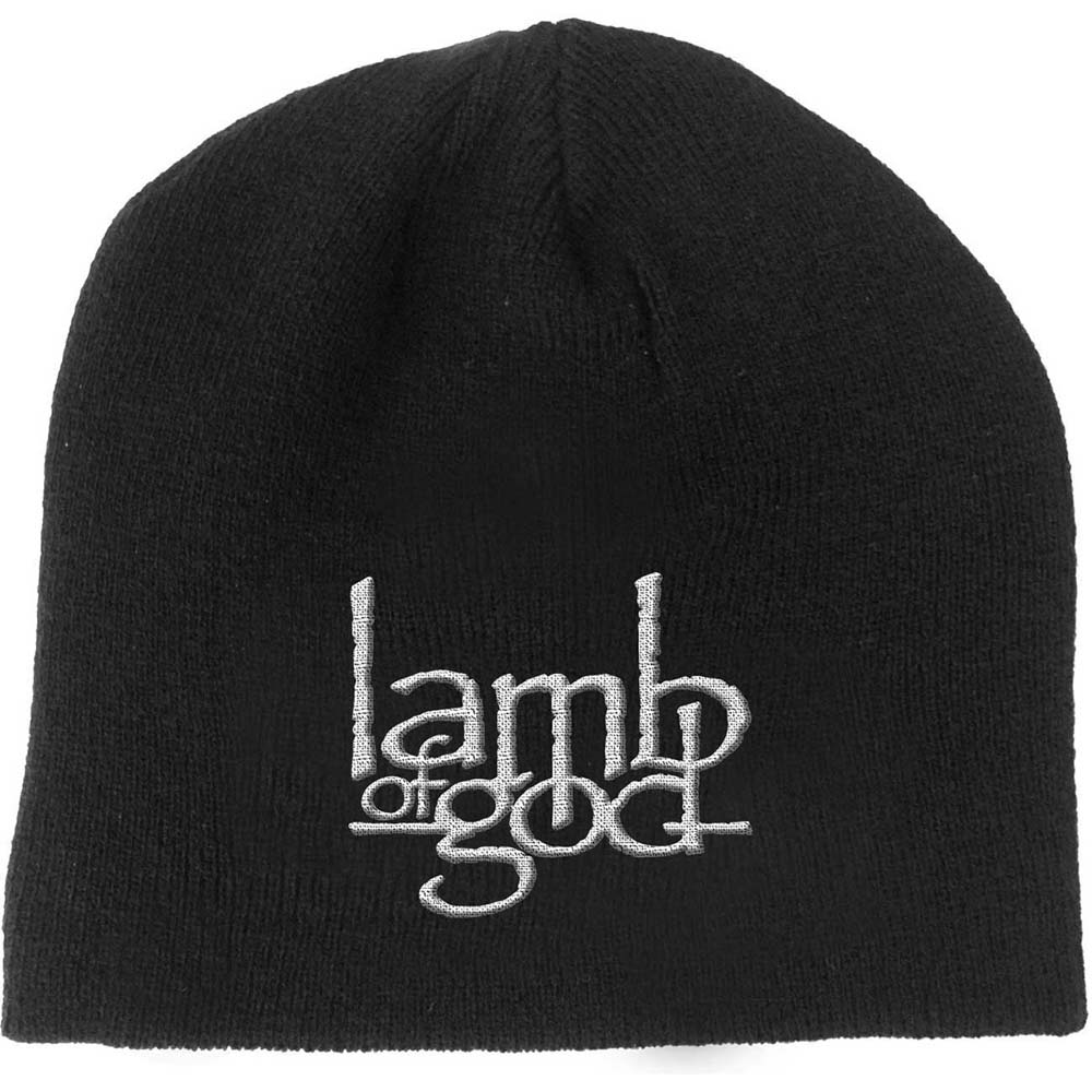 Lamb Of God - Logo Beanie