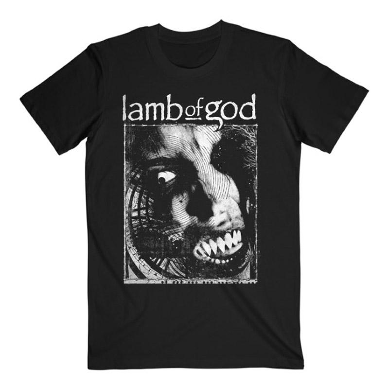 Lamb Of God - Memento Mori Monster Tee