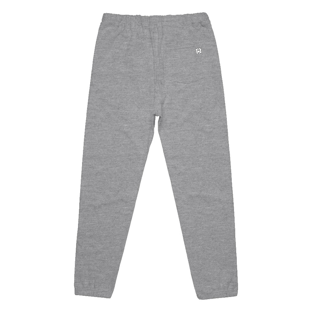 Louis Tomlinson - Reverse Smiley logo grey sweatpants