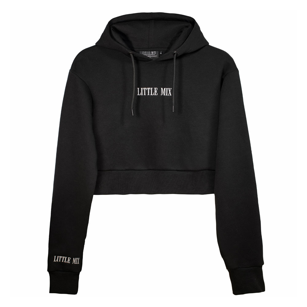 Little Mix - Little Mix Cropped Hoodie (Women's)