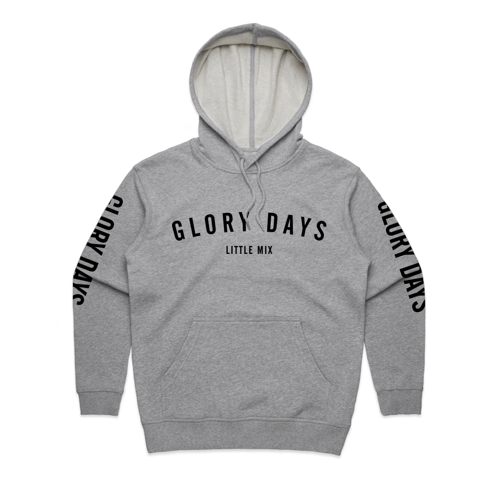 Little Mix - Glory Days Grey Kids Hoodie