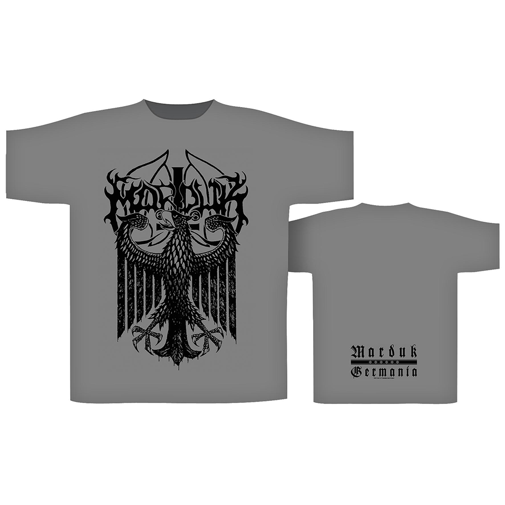 Marduk - Germania (Grey)