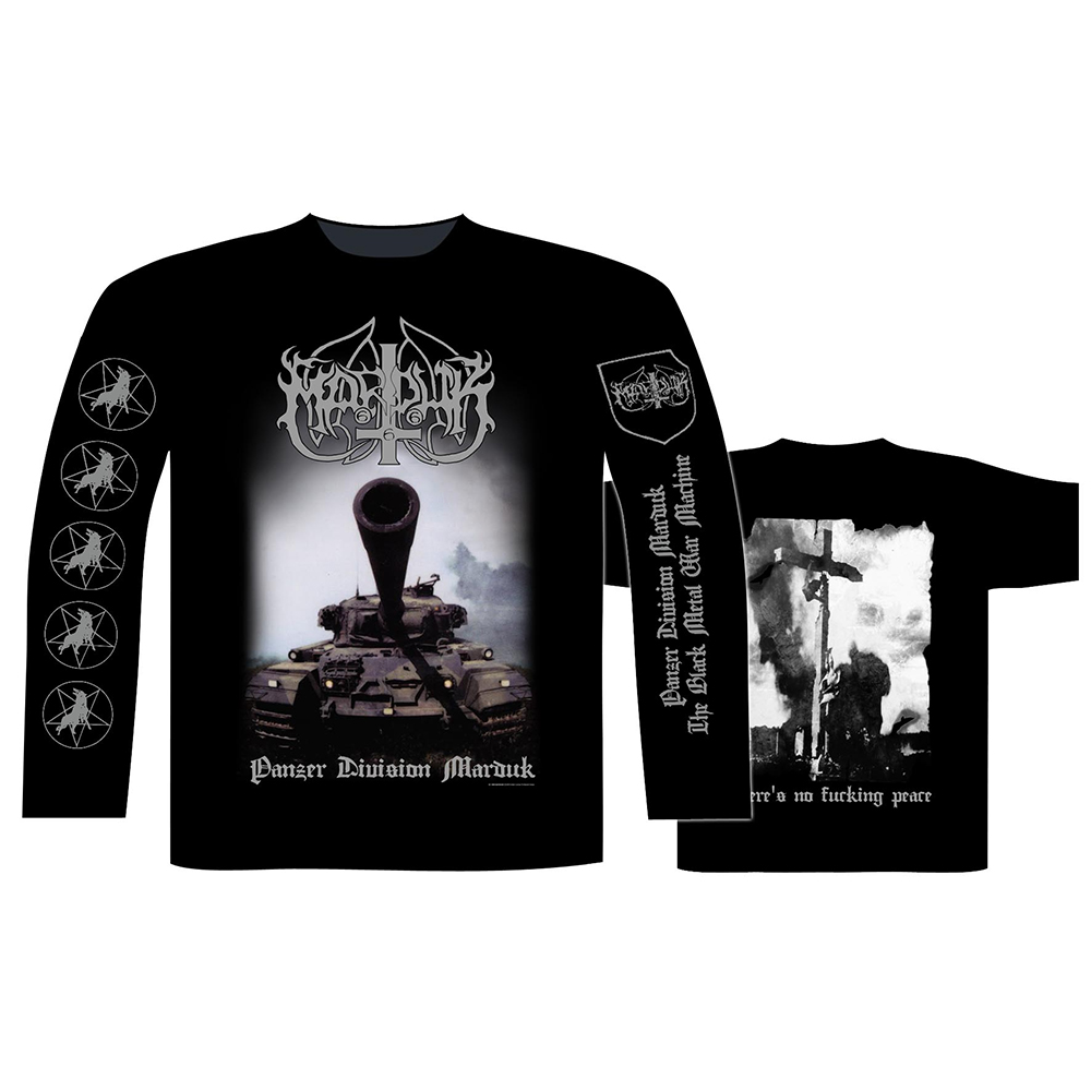 Marduk - Panzer Division 20th Anniversary (Long Sleeve T-Shirt)
