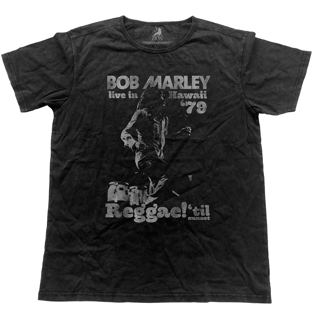 Bob Marley - Hawaii Vintage (Vintage Finish)