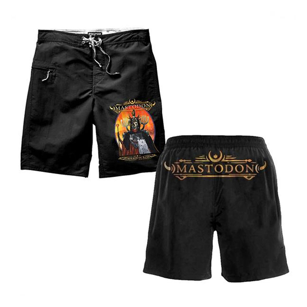 Mastodon - Emperor Of Sand Board Shorts