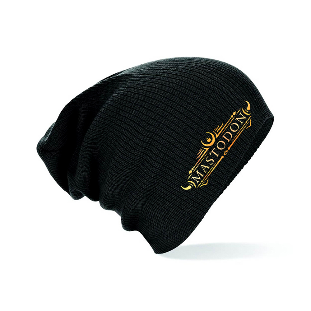 ee867a42fd9 Mastodon - Slouch Beanie Hat