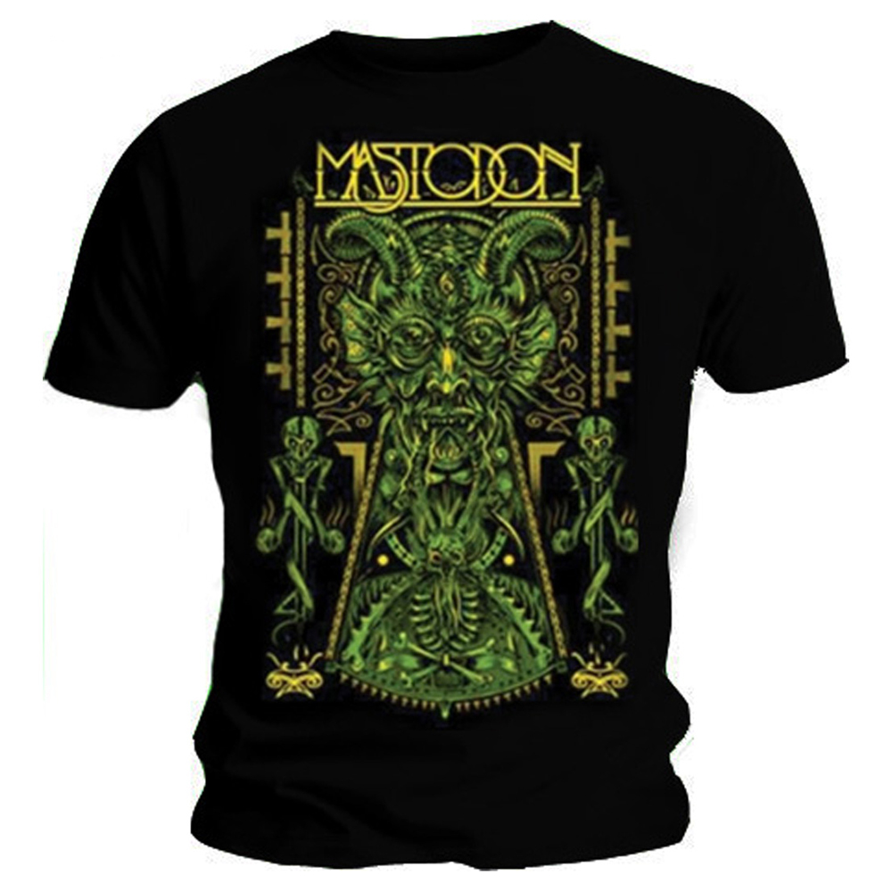 Mastodon - Devil On Black
