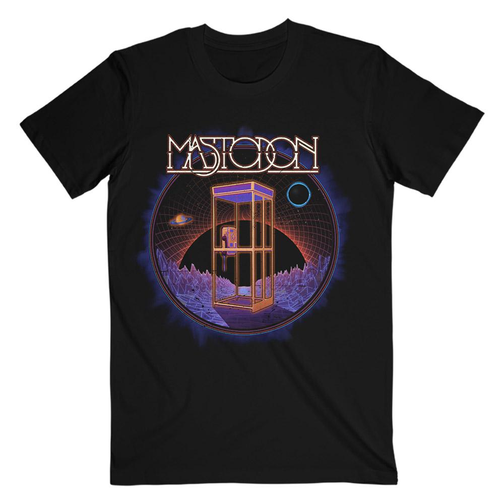Mastodon - Cosmic Phone Booth tee