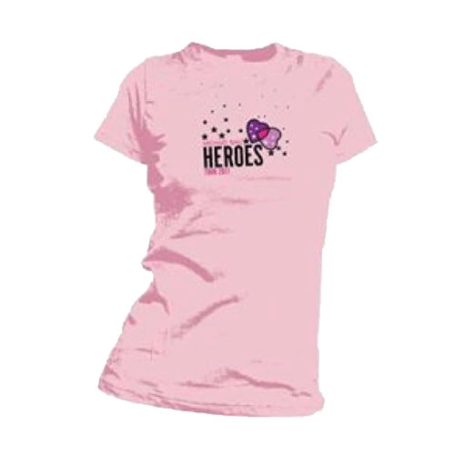 Michael Ball - Heroes Womens Fitted (Pink)