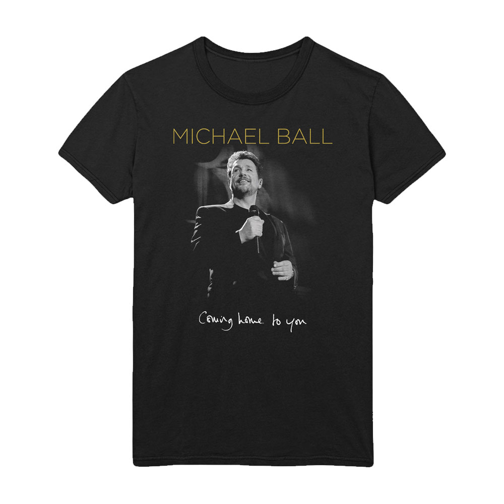 Michael Ball - Coming Home To You Photo (Black)