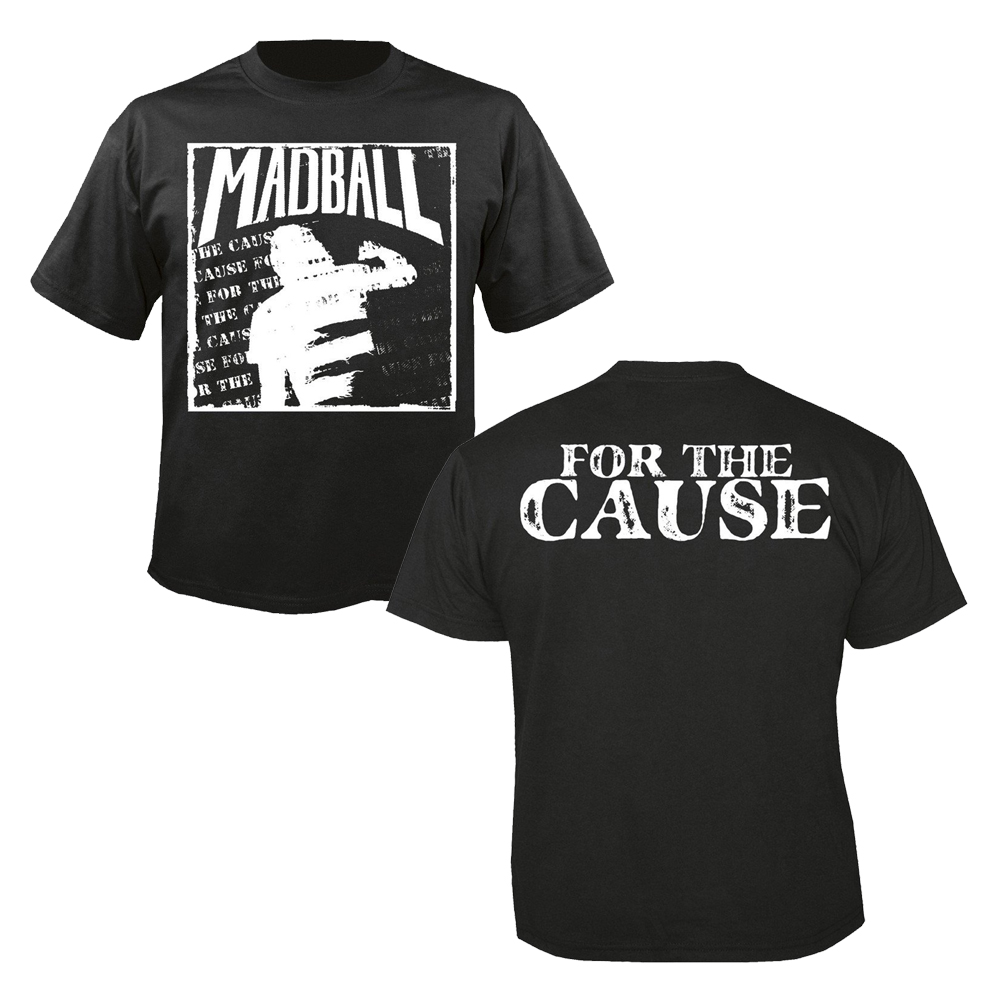 Madball - For The Cause Graffiti