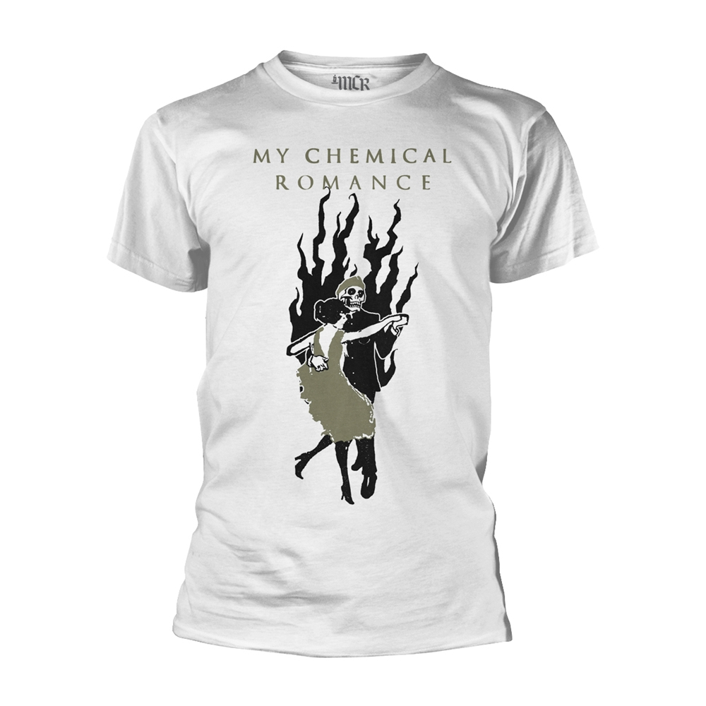 My Chemical Romance - Military Ball (White)