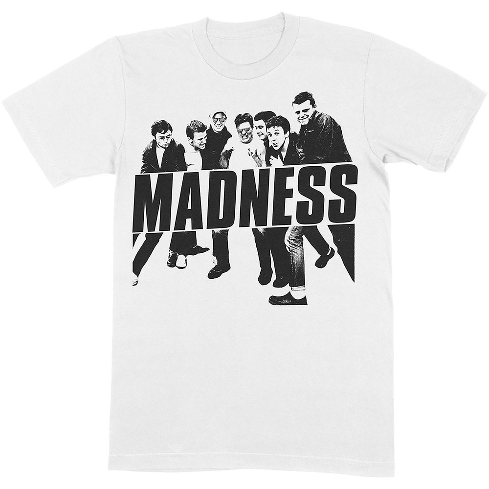 Madness -  Vintage Photo