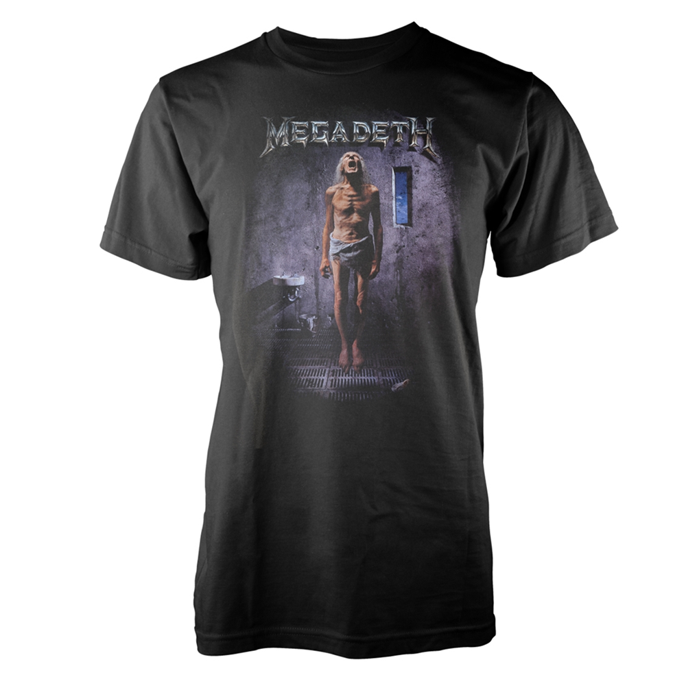 Megadeth - Countdown To Extinction (Black)