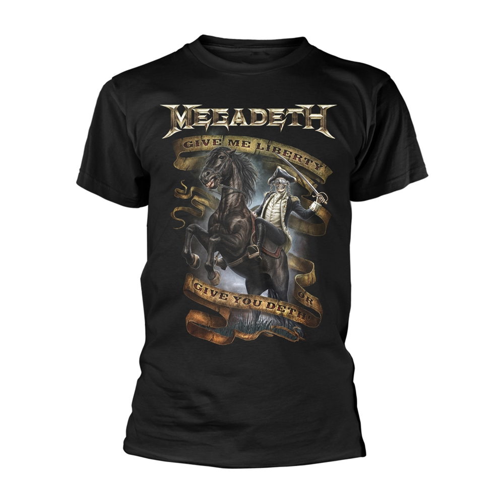 Megadeth - Give Me Liberty