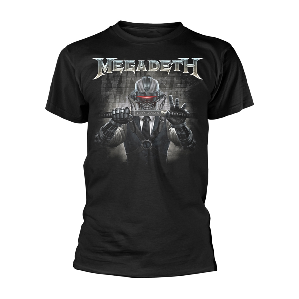 Megadeth - Rust In Peace (Sword)