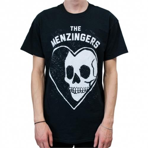 The Menzingers - Skullheart (Black)